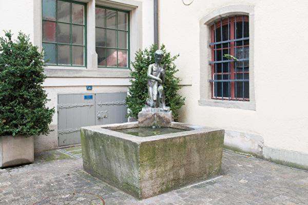 Andreas Kögler, Hechtbrunnen