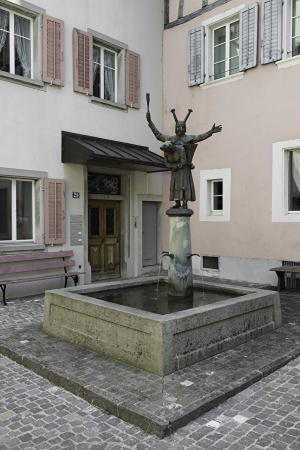 Rolf Brem: Greth-Schell-Brunnen