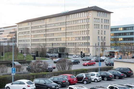 LG-Gebäude