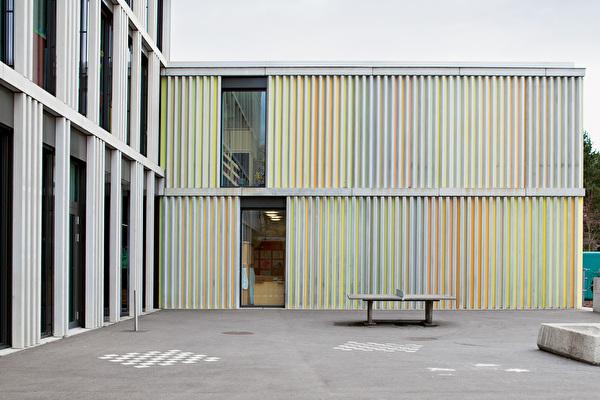 Franziska Zumbach: Fassadengestaltung
