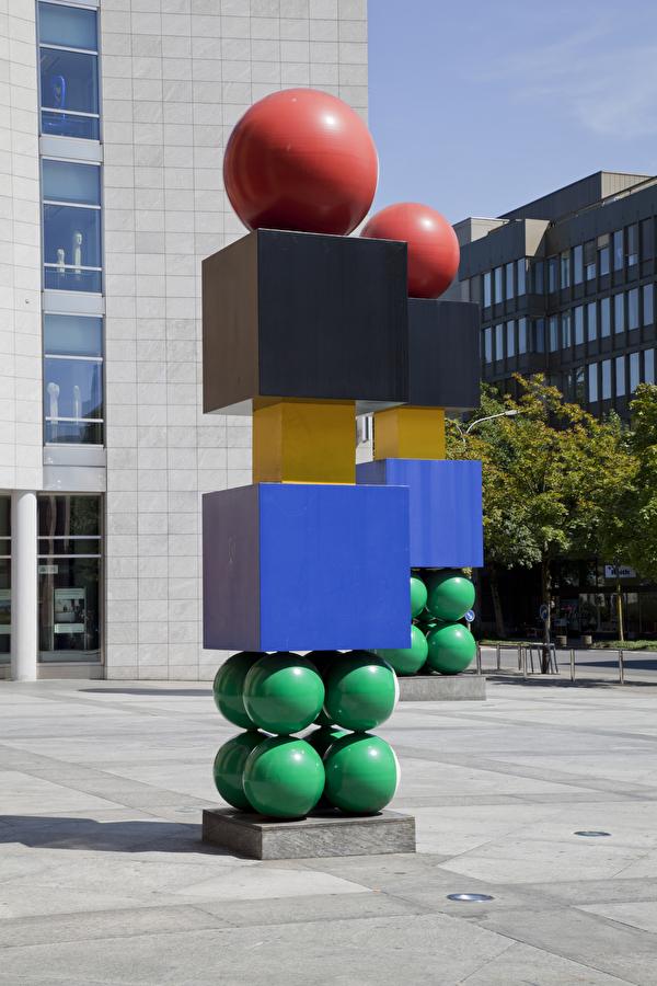 Matt Mullican: Signposts for ideas