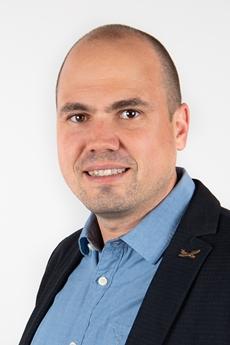 Schulleiter Claudio Nef