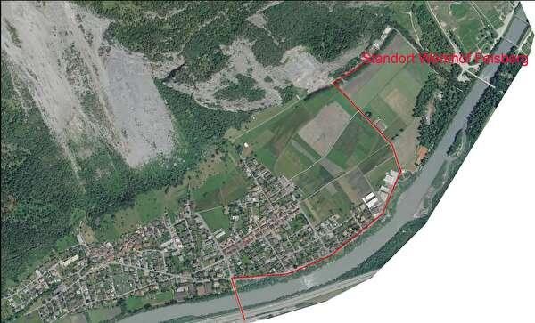Standort Werkfhof Felsberg