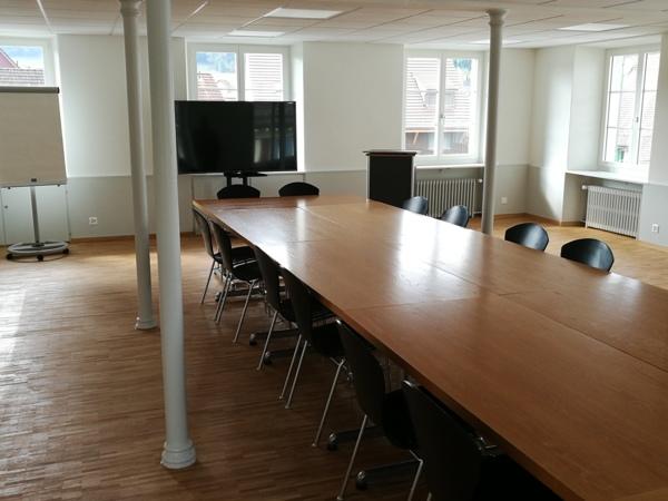 Bachschulhaus Sitzungszimmer