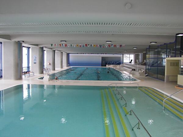 Nichtschwimmerbecken Hallenbad
