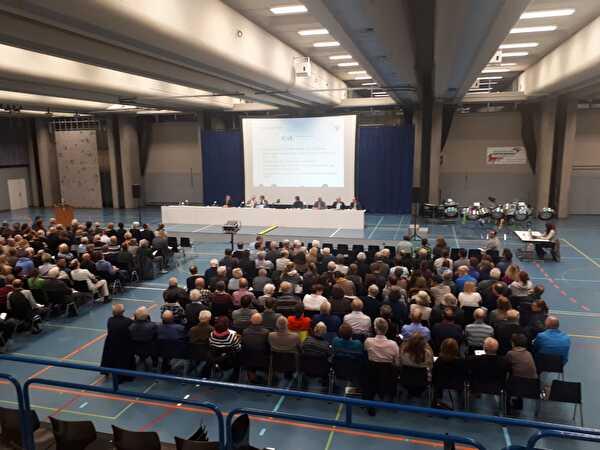 Gemeindeversammlung, 5. Dezember 2018