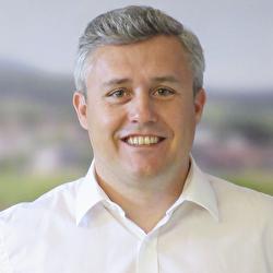 Philipp Mensch, Bereichsleiter Finanzen