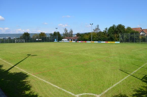 Fussballplatz Chlösterli