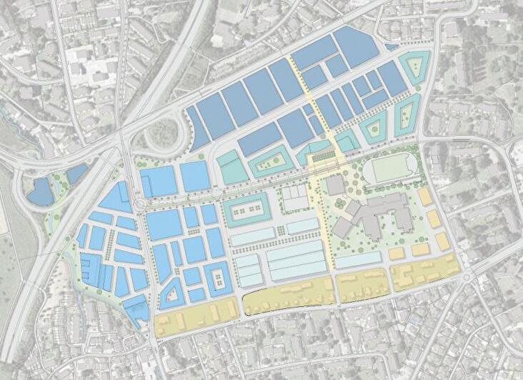 Urdorf-Nord, Strategie