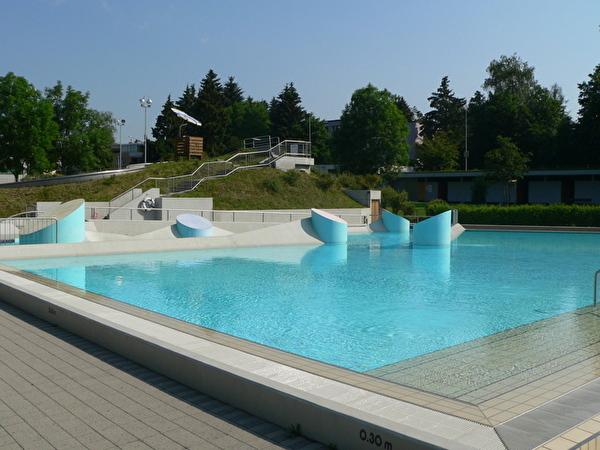 Nichtschwimmerbecken Freibad