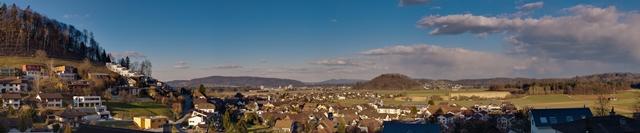Panorama Schafisheim