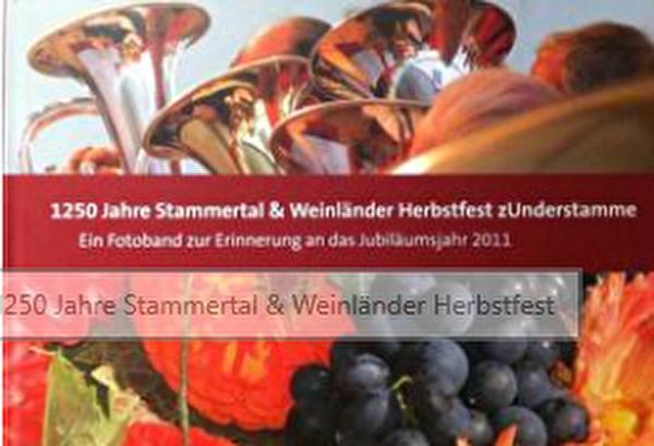 1250 Jahre Stammertal & Weinländer Herbstfest