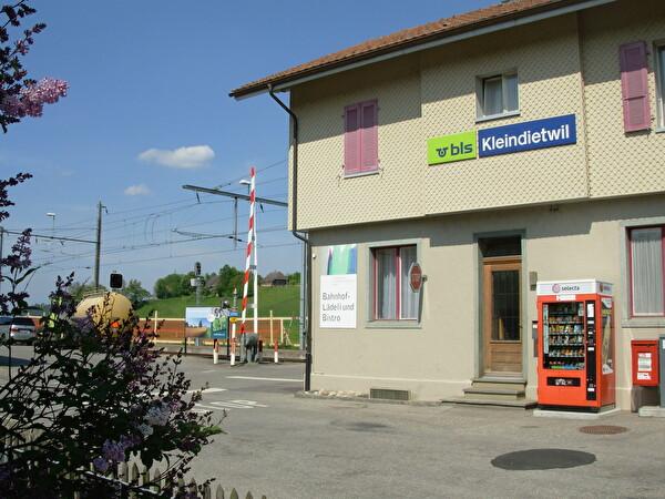 Bahnhof Kleindietwil