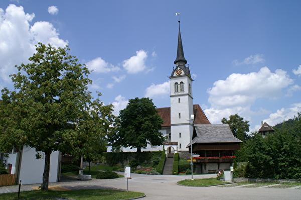 Bild Kirche Madiswil