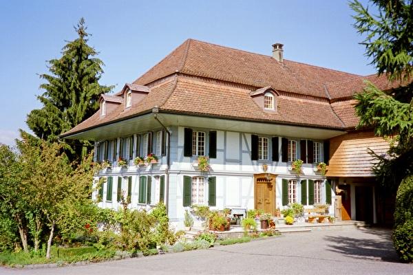 Bild vom alten Doktorhaus