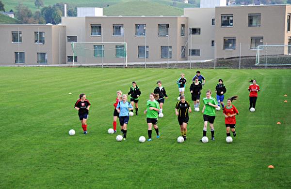Fussballplatz Neuhof