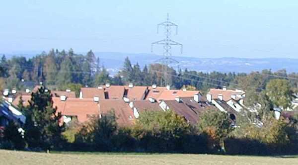 Bild der Siedlung