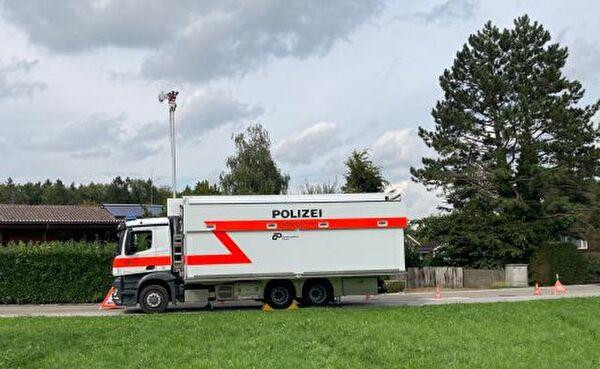 Mobile Einsatzzentrale