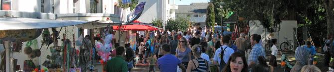 BesucherInnen Sommerfest