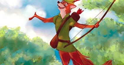 Schliesse dich Robin Hood und seiner Bande an!