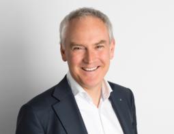 Gemeindepräsident Tobias Diener