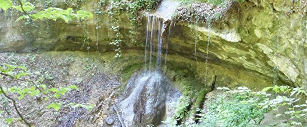 Wasserfall Fällander Tobel