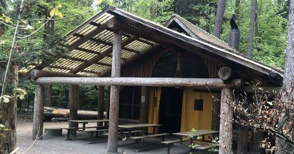 Waldhütte Lohholz
