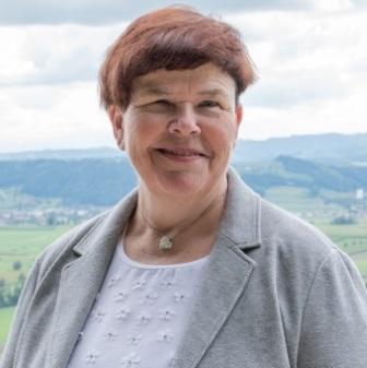 Antoinette Wicki; Mitglied Gemeinderat, Ressort Soziales