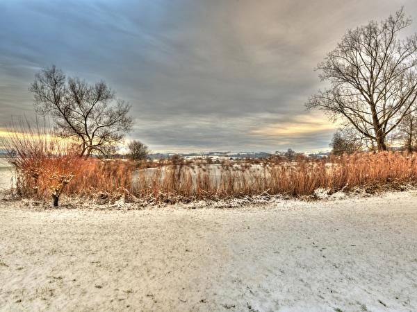 Egolzwil im Winter