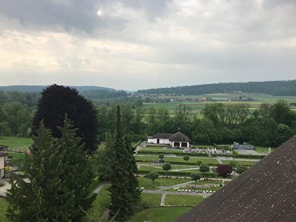 Ausblick Kirchenturm