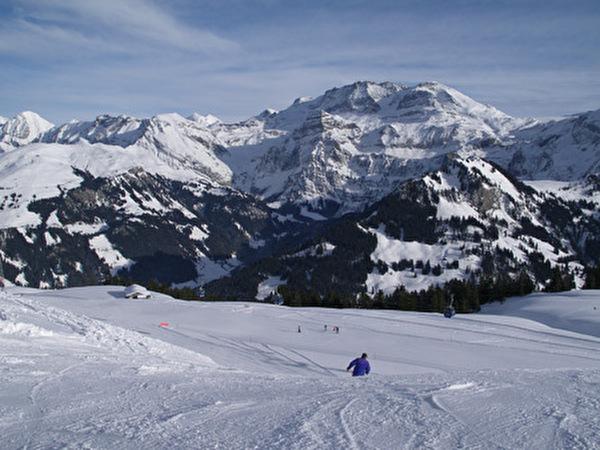 Skigebiet Lenk