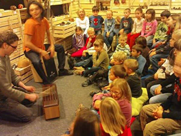 Workshop im Naturmuseum