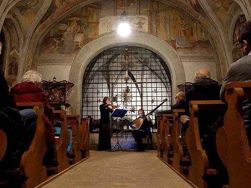 Konzert Riedertalkapelle
