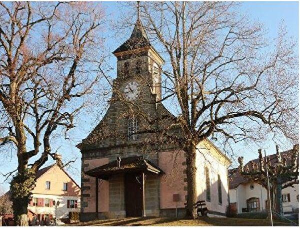Corcelles-sur-Chavornay - Temple