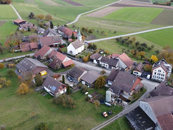 Luftbild Dägerlen
