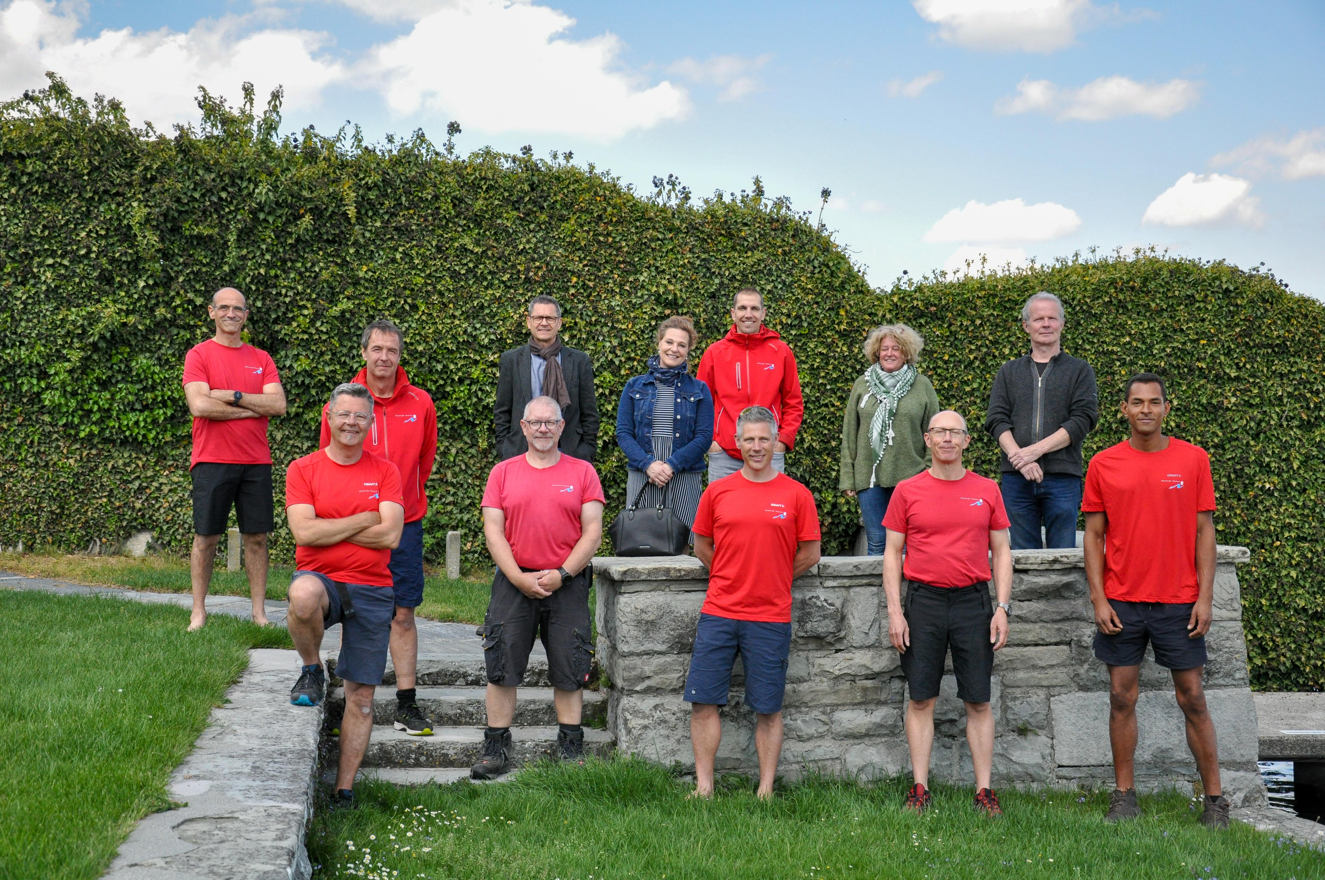 Team Seebäder Badeplatz 2021
