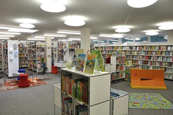 Gemeindebibliothek Rosengarten Thalwil