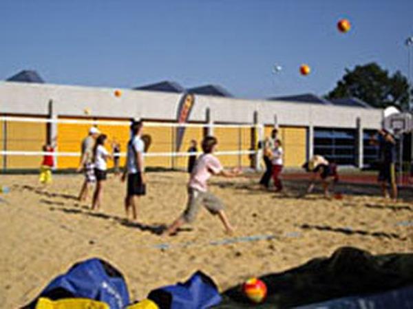 Beachvolleyballanlage