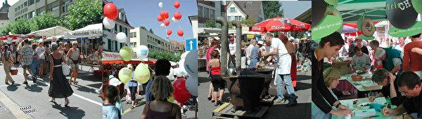 Markt Gotthardstrasse Thalwil