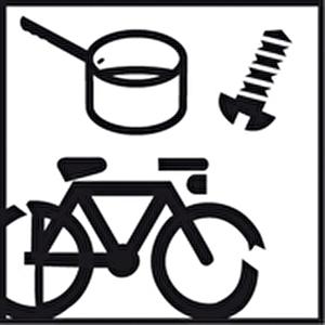 Piktogramm Grobmetall