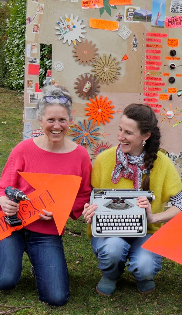Kulturförderpreis 2019 geht an Marisa Meroni und Eva Wischnitzky