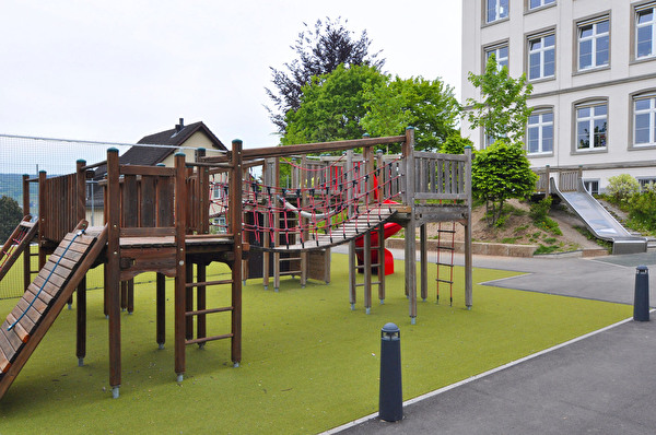 Spielplatz Schulhaus Schwandel