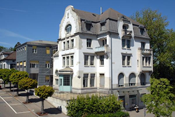Altes Postgebäude Thalwil