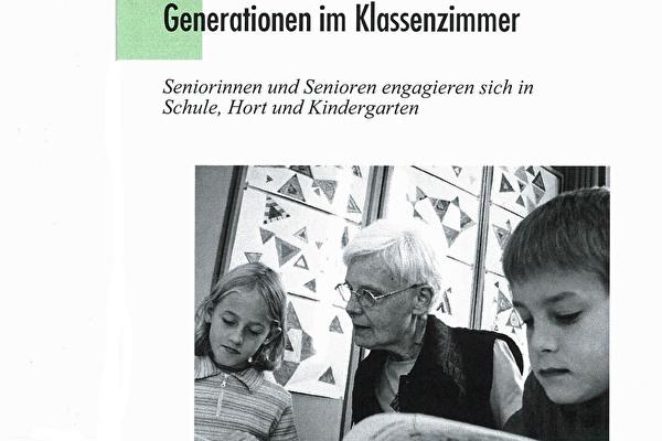 Prospekt Generationen im Klassenzimmer