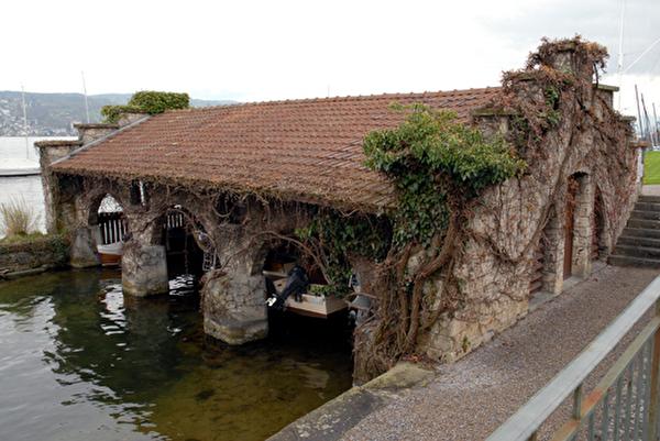 Bootshaus Ludretikon