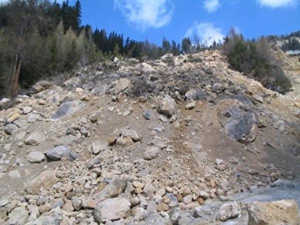 Val Müstair - Kampf gegen Naturgewalten