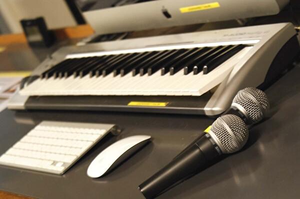 Musikübungsräume
