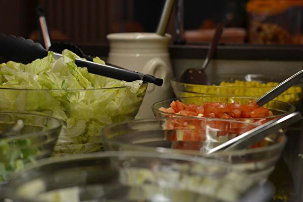 Mittagstreff - Salatbuffet
