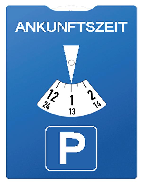 Parkscheibe Parkieren Thalwil