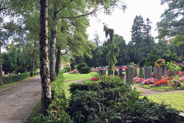 Friedhofanlage